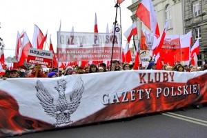 Marsz w Obronie Demokracji i Wolności Mediów – fotorelacja, wideo