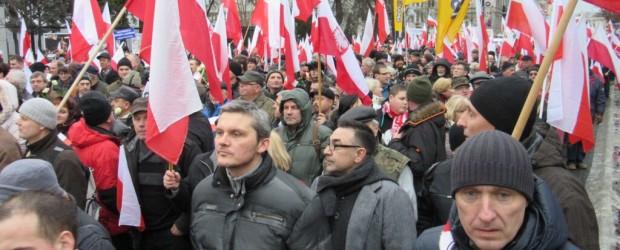 Mielec – 13 grudnia 2014 w Warszawie