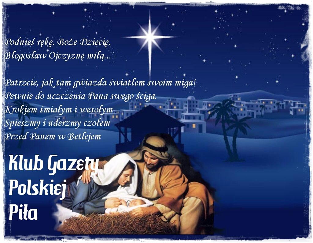 Pila - zyczenia 2014