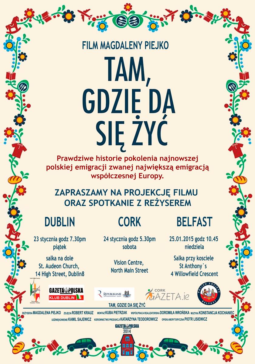 Dublin Tam-gdzie-da-sie-zyc 2015