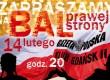 Gdańsk II – Bal Prawej Strony, 14 lutego
