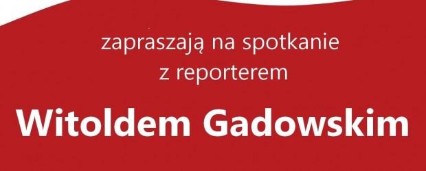 Myślenice – spotkanie z red. Witoldem Gadowskim, 28 stycznia