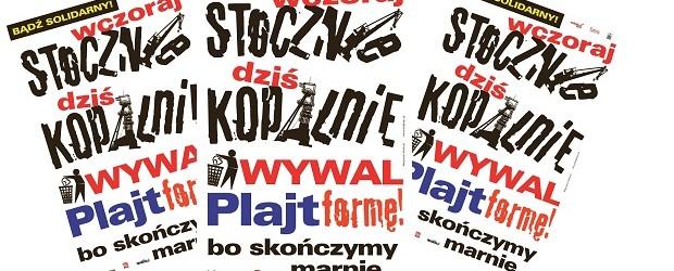 """[Aktualizacja] Kluby """"Gazety Polskiej"""" solidarne z górnikami – Wielki marsz w Gliwicach"""