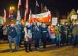 Poznańskie wsparcie dla protestujących na Śląsku górników
