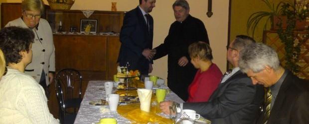 Spotkanie opłatkowe w Siemianowicach Śląskich