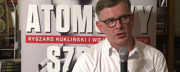 """Kluby """"GP"""" w Polkowicach i Głogowie zapraszają na spotkania autorskie ze Sławomirem Cenckiewiczem, 31 stycznia"""