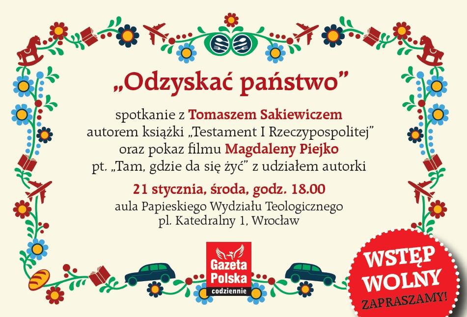 Wrocław_Sakiewicz