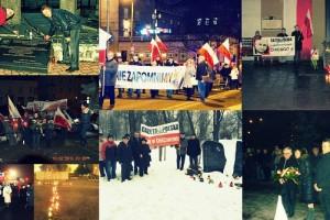 Obchody 58. miesięcznicy Tragedii Smoleńskiej w Polsce i na świecie
