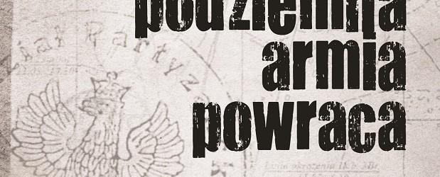 """Europa: Trasa koncertowa poświęconego Żołnierzom Wyklętym programu """"Podziemna Armia powraca"""" w wykonaniu L. Czajkowskiego i P. Piekarczyka, 25 marca-2 kwietnia"""