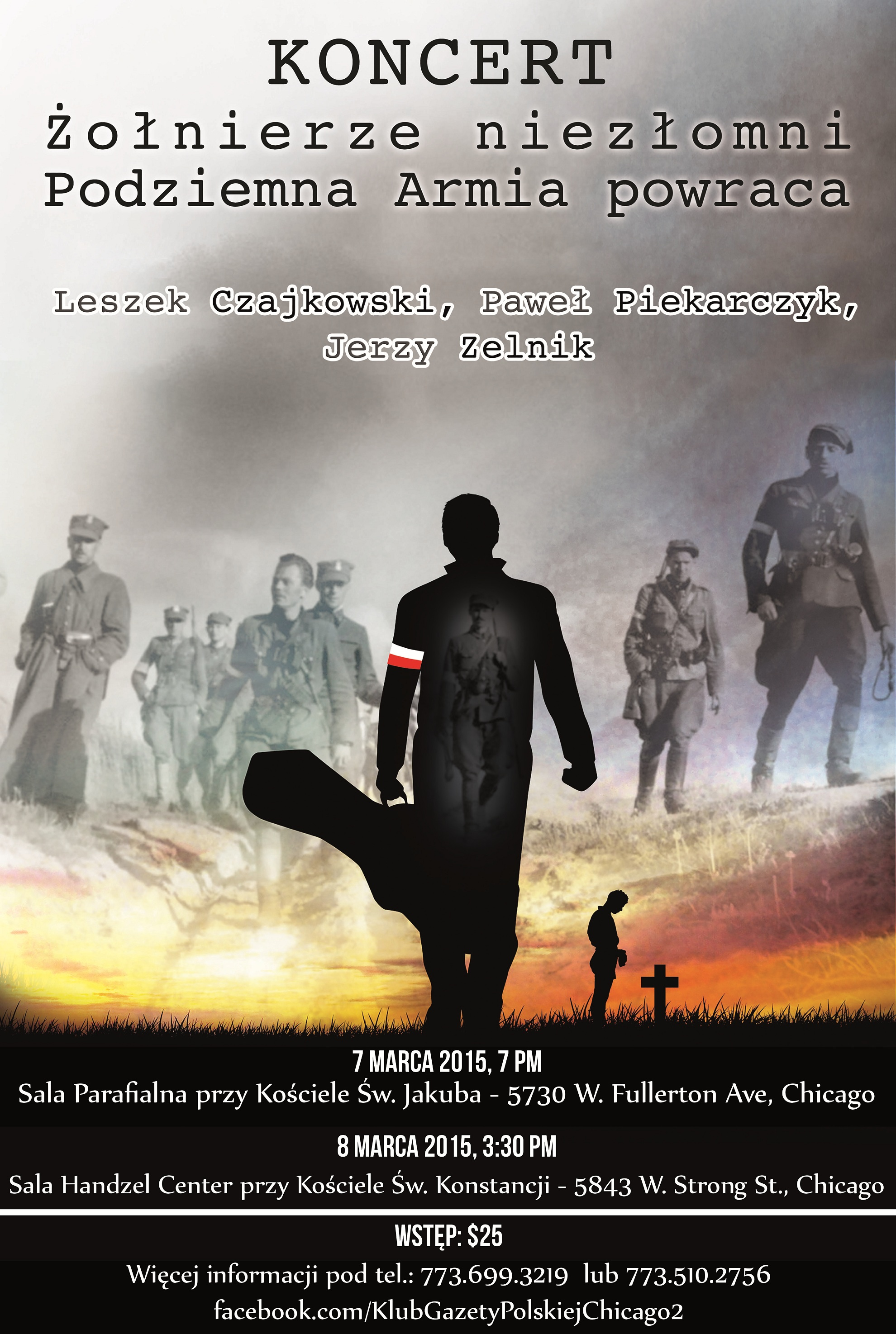 ChicagoII Armia powraca 2015