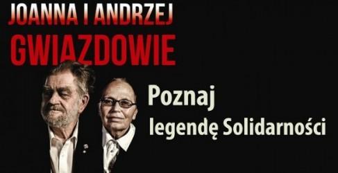Krzywiń – Poznaj legendę Solidarności: spotkanie z Joanną i Andrzejem Gwiazdami, 5 marca