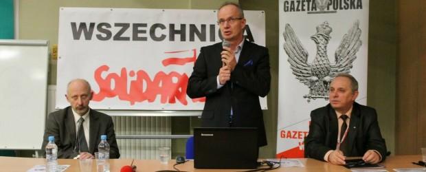 Prof. Krzysztof Szwagrzyk i prof. Krzysztof Kawalec w Opolu (wideo)
