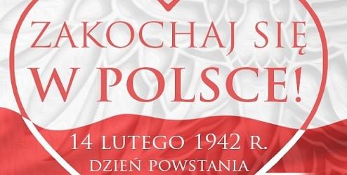 Akcja Zakochaj się w Polsce! 14 lutego 2017 (wideo)