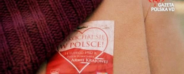 """14 luty – finał akcji """"Zakochaj się w Polsce"""" (wideo)"""