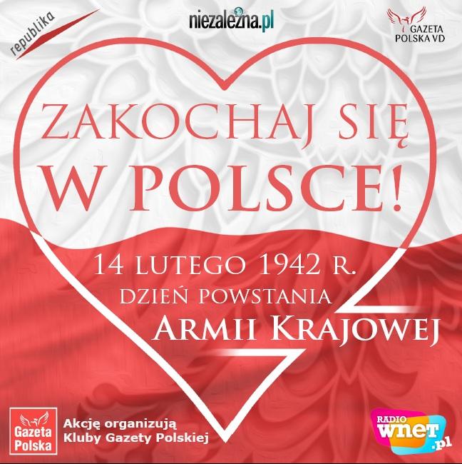 Otwock Akcja Zakochaj sie w Polsce