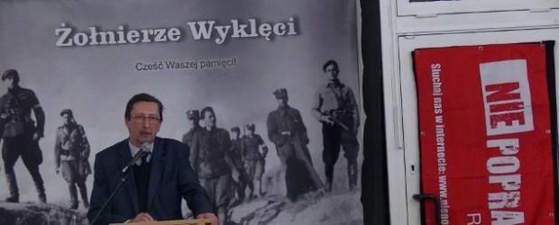 Pokolenie Niezłomnych i Pokolenie Niepokornych – wykład  historyczny Prof. Janz Żaryna (wideo)