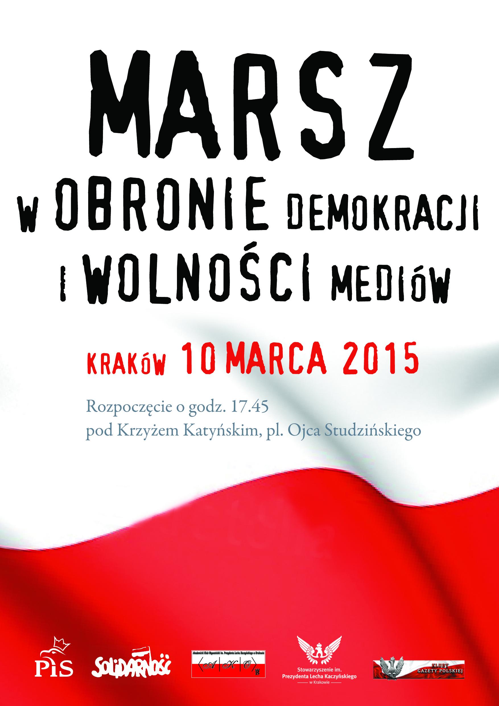 Krakow MArsz 2015