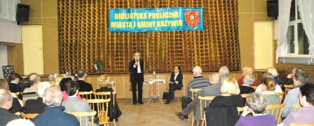 Joanna i Andrzej Gwiazdowie – legendy pierwszej Solidarności w Krzywiniu