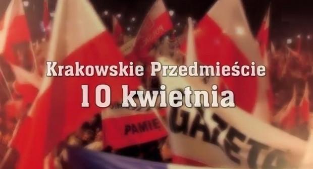 """[Tydzień w Klubach """"GP""""] V Rocznica Tragedii nad Smoleńskiem"""