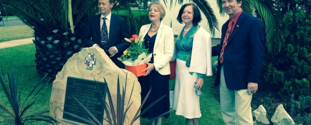 Państwo Maria Szonert-Binienda i Wiesław Binienda w Sydney i Melbourne