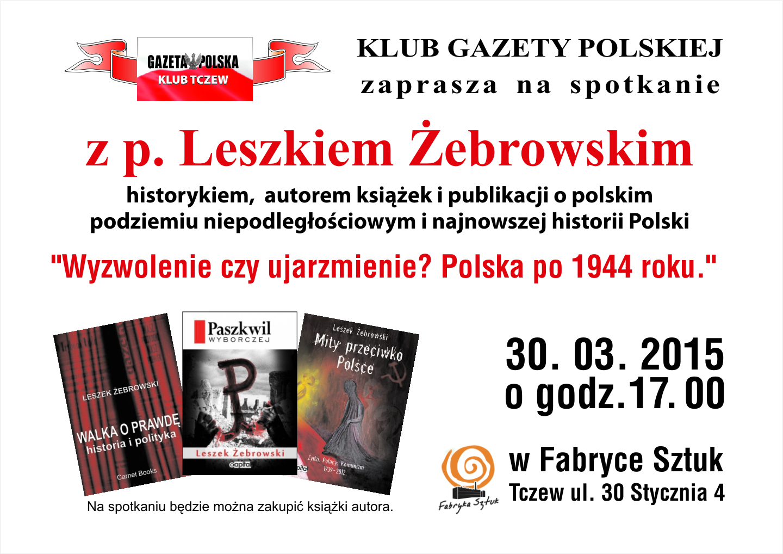 Tczew - Zebrowskim 2015