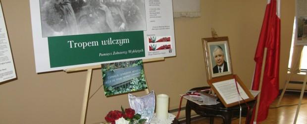 """Wystawa """"Tropem Wilczym"""" – Narodowy Dzień Pamięci Żołnierzy Wyklętych"""
