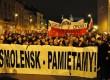 Jarosław Kaczyński na miesięcznicy: To nie jest syzyfowa praca, walczymy o godność
