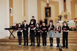 Obchody 5-tej rocznicy tragedii smoleńskiej w Chełmnie