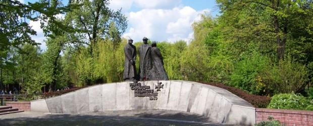 Obchody 75 rocznicy Zbrodni Katyńskiej w Katowicach