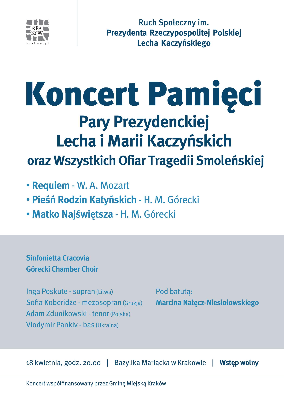 Krakow Koncert Pamieci Bazylika_Mariacka_2