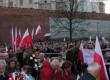 Kraków – Msza św. w intencji śp. Pary Prezydenckiej i wszystkich Ofiar Tragedii Smoleńskiej w 5 rocznicę śmierci, 10 kwietnia