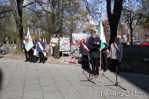 W Raciborzu uczczono pamięć Ofiar tragedii smoleńskiej