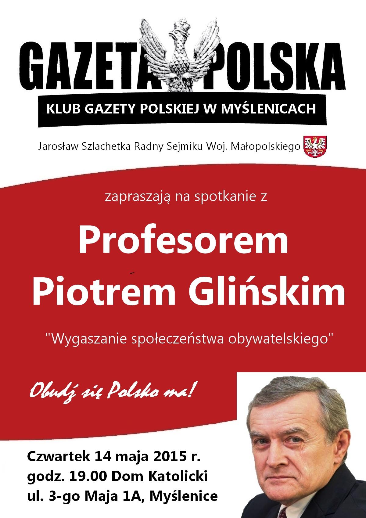 Myslenice Glinski 2015