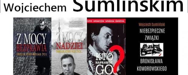 Mysłowice – spotkanie z red. Wojciechem Sumlińskim , 21 maja
