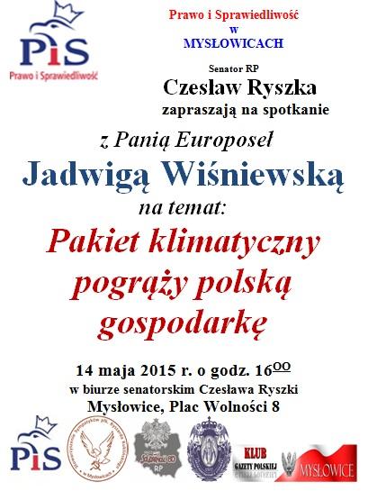 Myslowice Wisniewska 2015