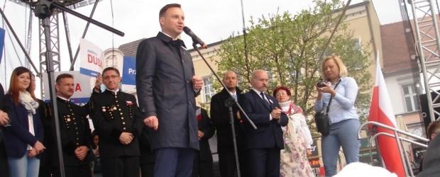 Europoseł Andrzej Duda w Rybniku