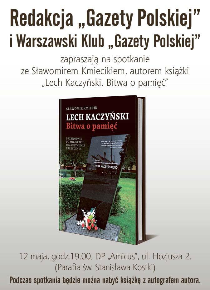 Warszawa Kmiecik 2015