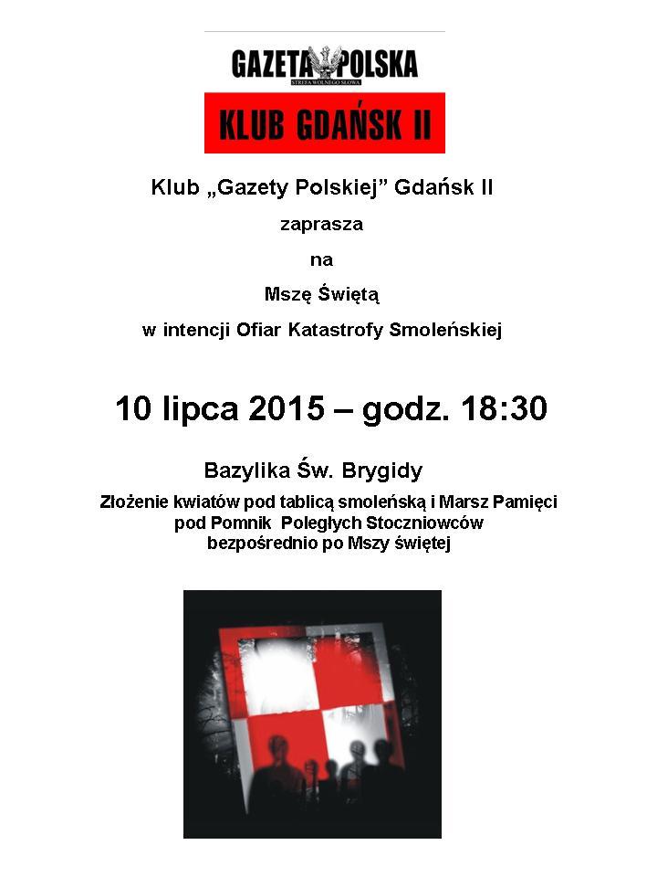 GdanskII 10 lipca 2015