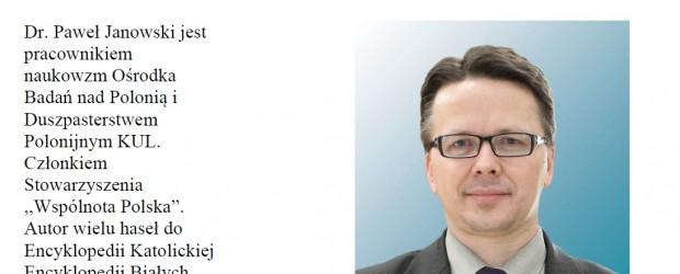 Hamburg – spotkanie z dr. Pawłem Janowskim, historykiem, teologiem, pracownikiem KUL. Tematem spotkania będzie wykład – Historia Kościoła w Hamburgu po Reformacji, 21 czerwca