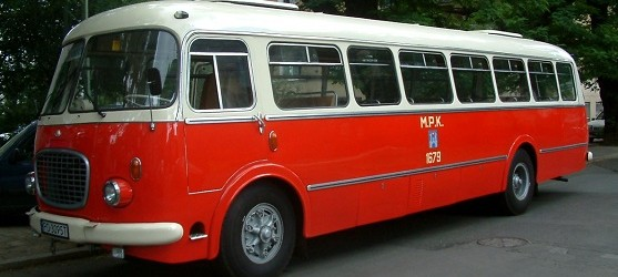 Powstańczy Jelcz Ogórek – Poznań 28 czerwca 2015