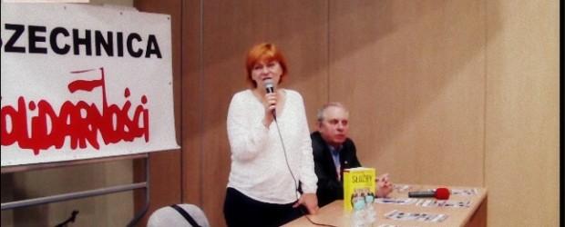 """Dorota Kania w Opolu – """"Resortowe dzieci. Służby"""" (wideo)"""