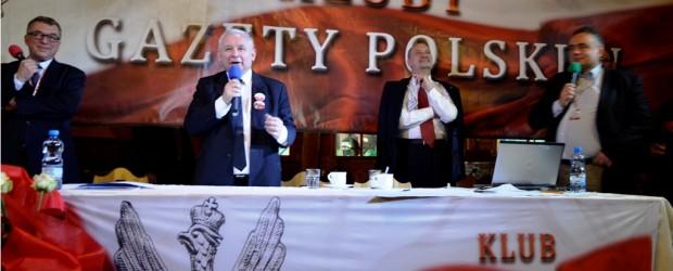 Jarosław Kaczyński o głównym zadaniu przed wyborami – przekonać nieprzekonanych!