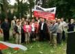 Klub Gazety Polskiej w Chrzanowie – Miesięcznica smoleńska