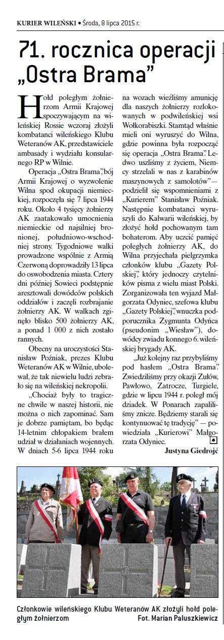 GdanskII _ Kurier Wilenski artykul