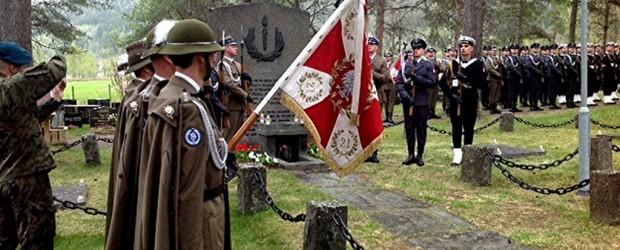 Oslo – Uroczystości z okazji 75 rocznicy zwycięskich walk Samodzielnej Brygady Strzelców Podhalańskich