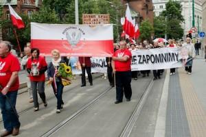 Poznań – 63 miesięcznica tragedii smoleńskiej