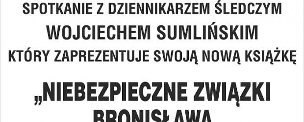 Śrem – spotkanie z Wojciechem Sumlińskim, 12 lipca