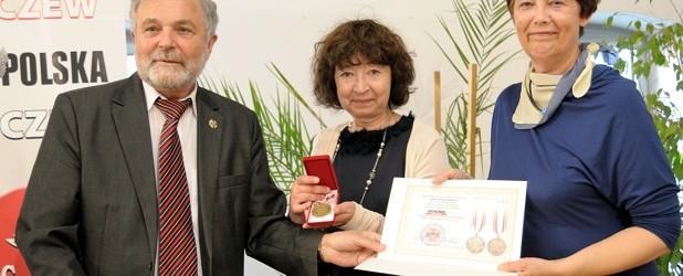 """[Tydzień w Klubach """"GP""""] Medal Orderu Świętego Stanisława dla Klubu w Tczewie"""