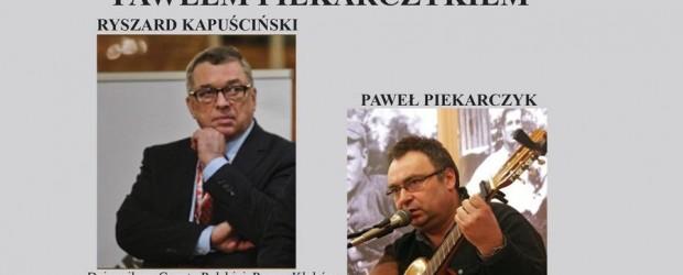 """Andrychów II – spotkanie z Prezesem Klubów """"GP"""" Ryszardem Kapuścińskim oraz Pawłem Piekarczykiem"""