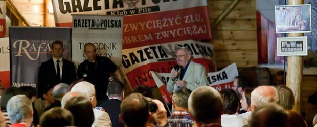 Stargard Szcz. – spotkanie z Marcinem Wolskim, 31 sierpnia